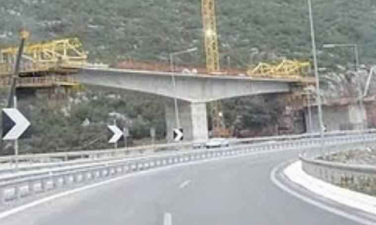 Υποστυλώνονται οι γέφυρες από την Καλαμάτα ως τη Μεγαλόπολη
