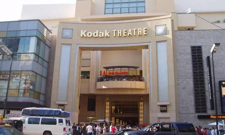 Οι τελευταίες πρόβες στο Kodak Theatre