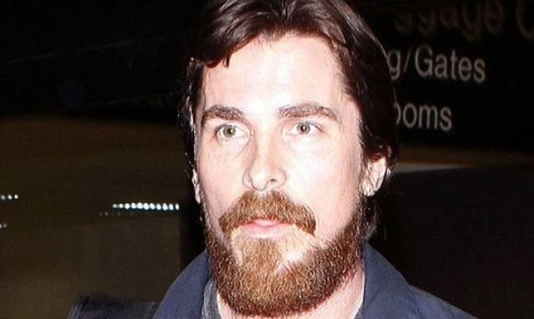 Η γενειάδα του Christian Bale