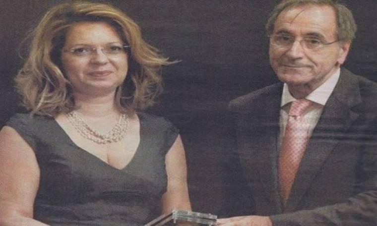Ποια είναι η γυναίκα στο πλευρό του Πάνου Σόμπολου