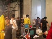 Backstage του διαφημιστικού του Νεκτάριου Κιρκόπουλου στην Ασία!