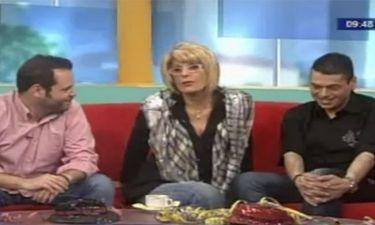 Video: Η Εύη Δρούτσα βρίζει on air στα κυπριακά!