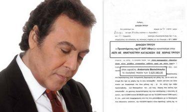 Τόλης Βοσκόπουλος: «Δεσμεύονται» ακόμα και τα τραγούδια του από την εφορία