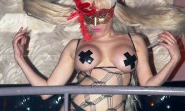 Καρναβάλι χωρίς sexy Ελίνα γίνεται; Δεν γίνεται!