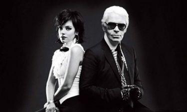Ο Karl Lagerfeld θα σχεδιάσει το νυφικό της Lily Allen