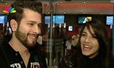 Ανθή (Next Top Model) - Αλέξης (Big Brother): New love in town;