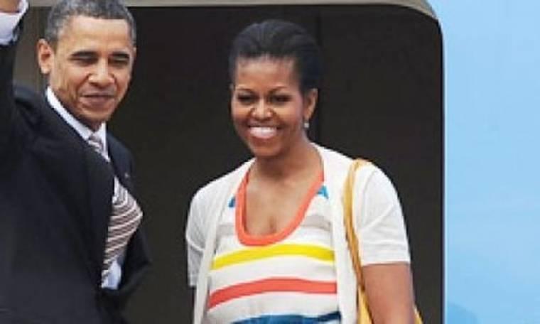 Η Michelle Obama με Marc by Marc Jacobs