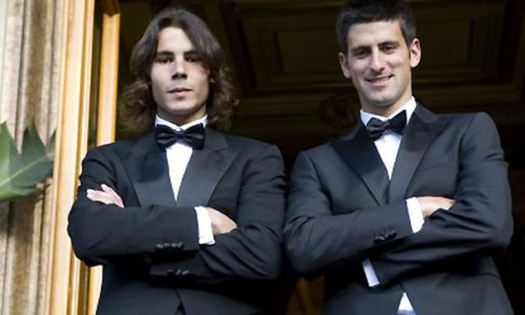 Video: Djokovic και Nadal χορεύουν… σάλσα