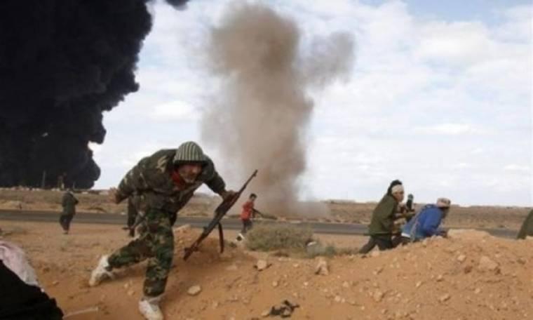 Λιβυκό αεροσκάφος κατέρριψαν οι δυτικές δυνάμεις