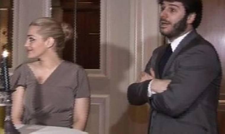 Η πρώτη δημόσια εμφάνιση Μπουρδούμη-Μποφίλιου