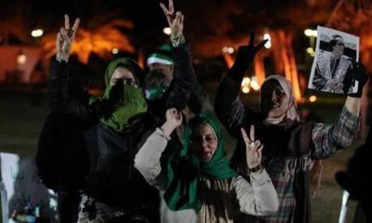Μουαμάρ Καντάφι: «Στο τέλος θα είμαστε νικητές»