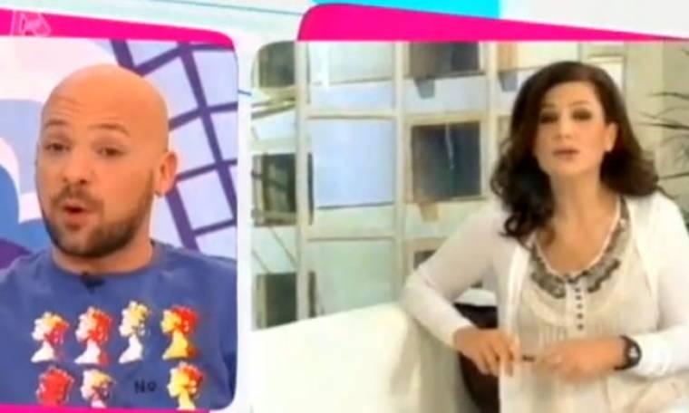 VIDEO: Νίκος Μουτσινάς: «Η Μπήλιω Τσουκαλά είναι σαν εστεμμένη»