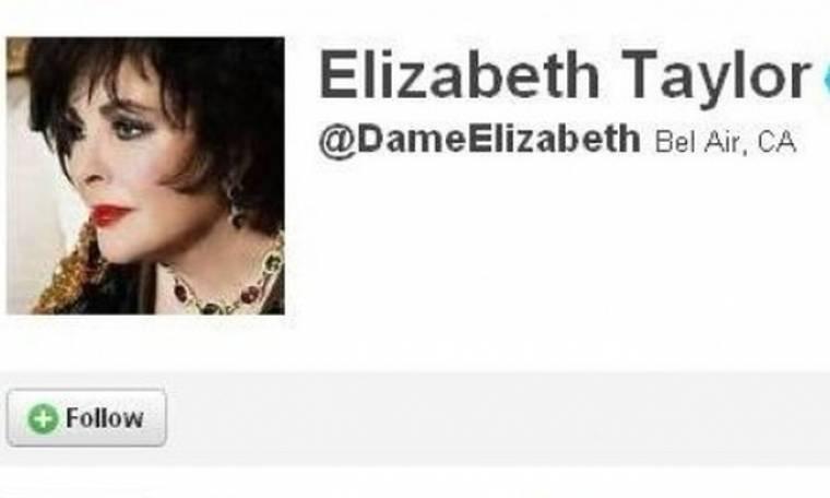 Τι έγραψαν οι επώνυμοι στο Twitter για το χαμό της Elizabeth Taylor