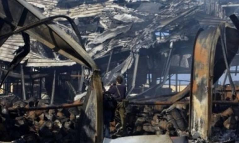 Σφυροκοπούν τη Λιβύη-Νέες επιδρομές