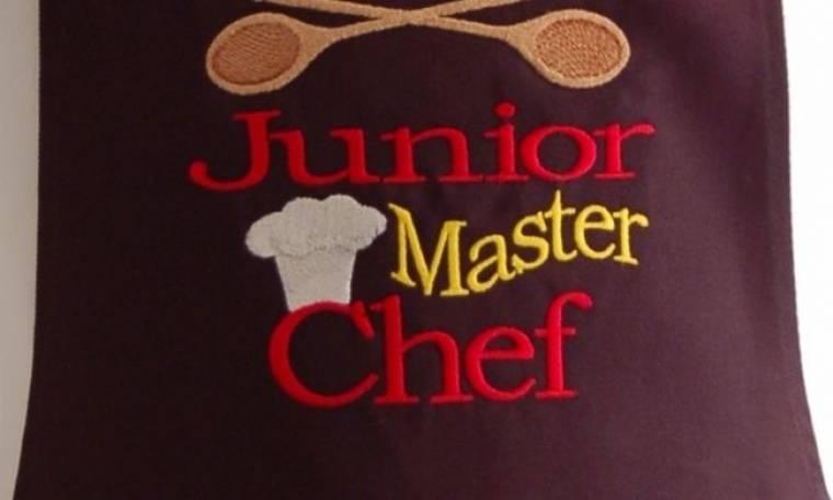 Το Junior Master Chef… μαγειρεύεται!
