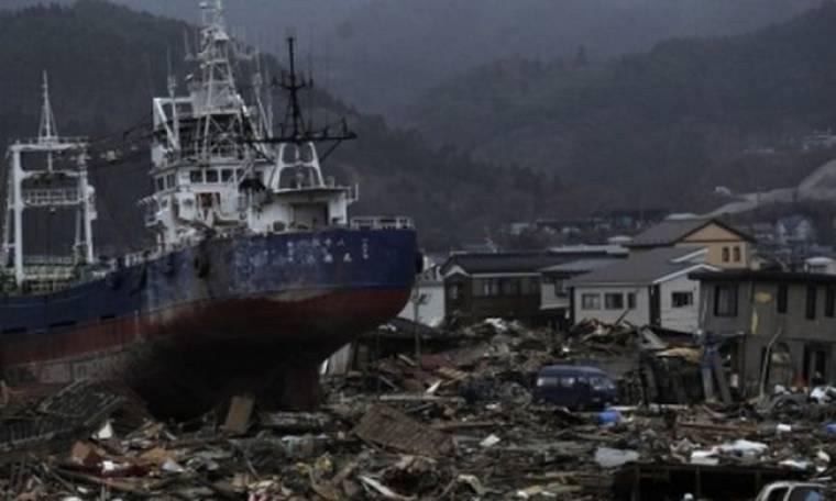Αυξήθηκαν νεκροί και αγνοούμενοι στην Ιαπωνία