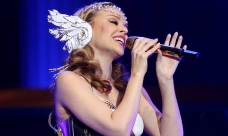 Έρχεται η Kylie Minogue στην Ελλάδα;