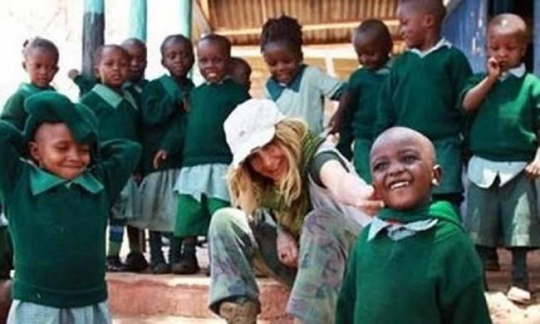 Το άλμπουμ της Άννας Βίσση από την Κένυα