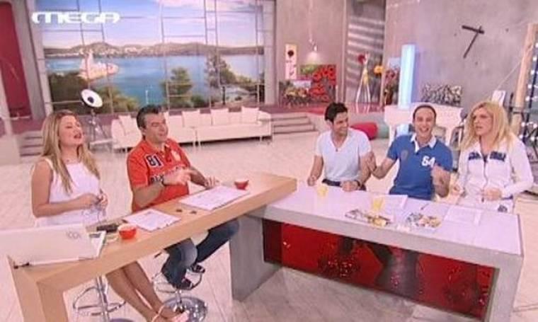 Γεννητούρια on air στο «Πρωινό mou»