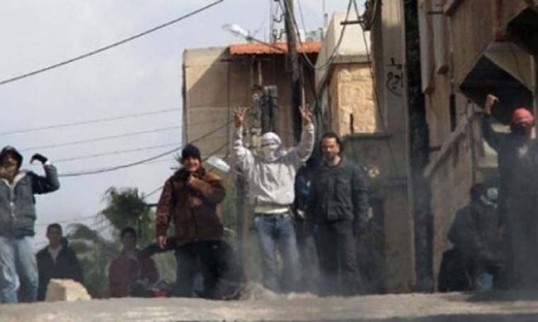 """Οι """"φλόγες"""" της εξέγερσης σε Συρία-Ιορδανία"""