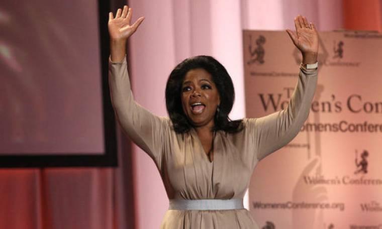 Η Oprah ετοιμάζει τις τελευταίες εκπομπές της