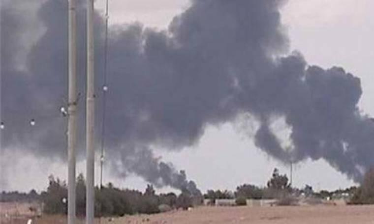Καταρρίφθηκαν νέα αεροσκάφη του Καντάφι