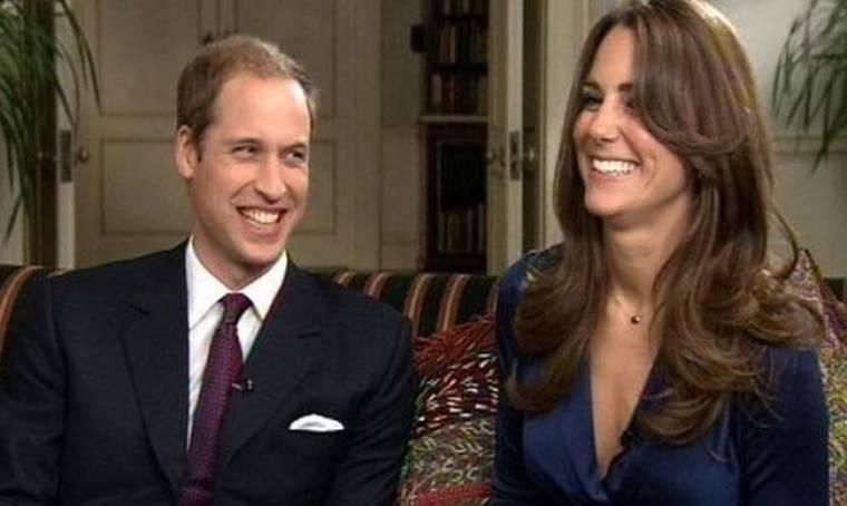 Δύο τούρτες στον πριγκιπικό γάμο