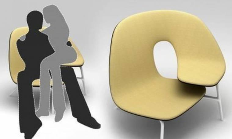 Καρέκλα για αγκαλιές χωρίς πόνο