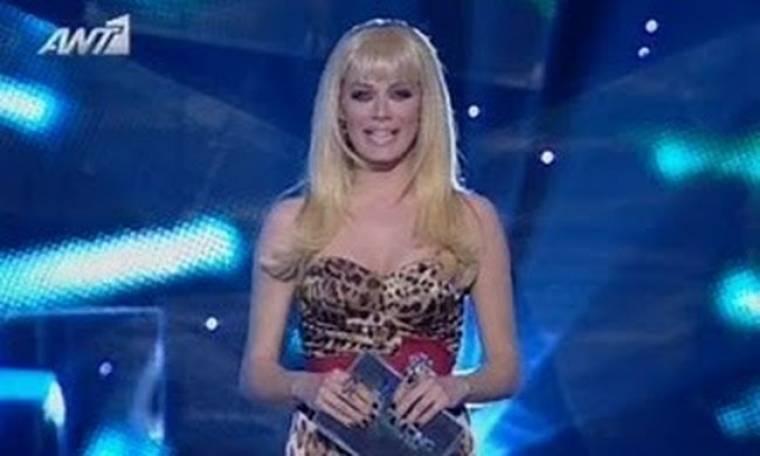 Dancing with the stars: Με καινούριο look η Ζέτα Μακρυπούλια