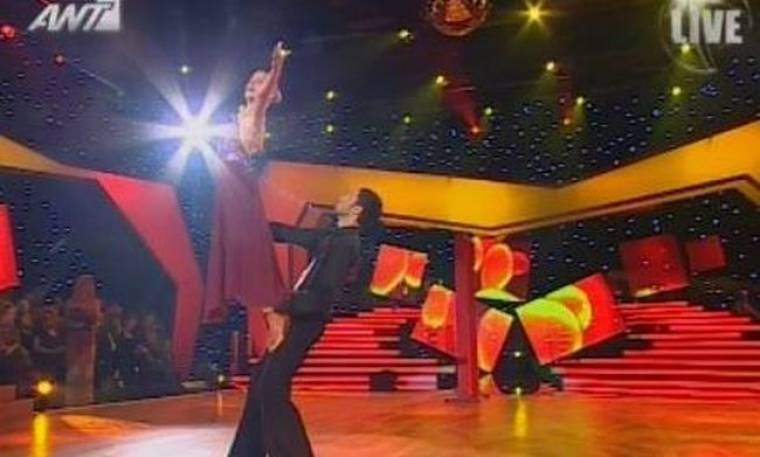 To χορευτικό της Νάντιας Μπουλέ