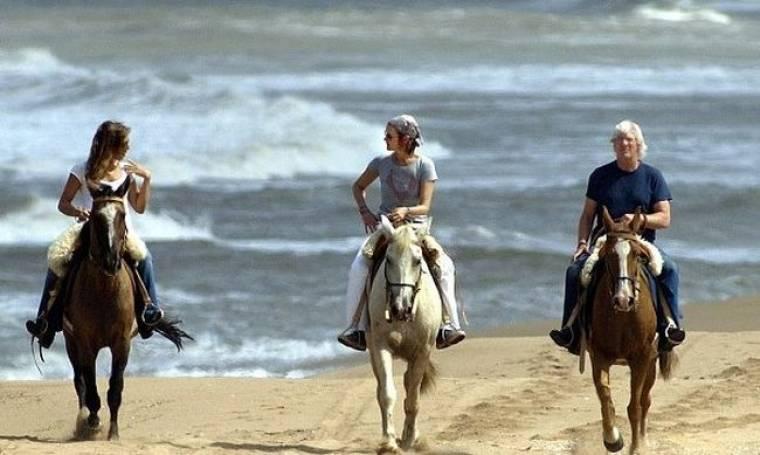 Richard Gere: Από το Περού στην Ουρουγουάη