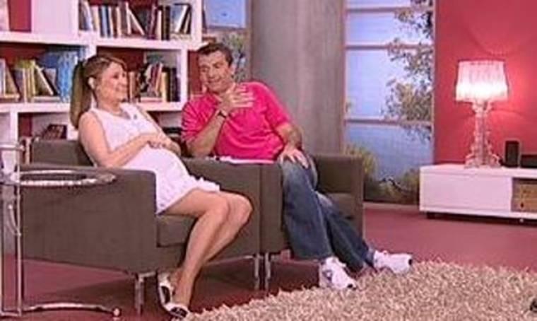 "Video: Λιάγκας:""Tι θα τραβήξω όταν γεννήσει η Φαίη;"""