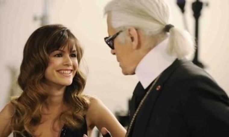 Ποιός τυχερός θα παραβρεθεί στο Tribeca Film Festival με τον Karl Lagerfeld και τη Rachel Bilson;