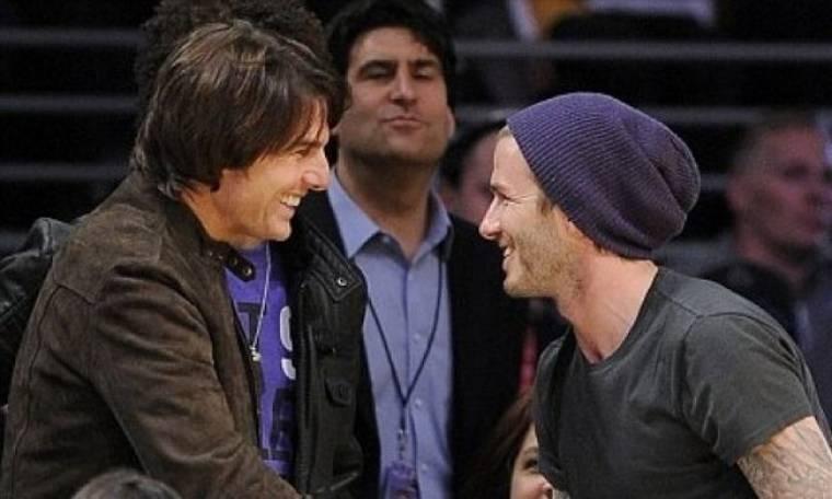 Όταν ο Ντέιβιντ συνάντησε τον Τομ (photostory)