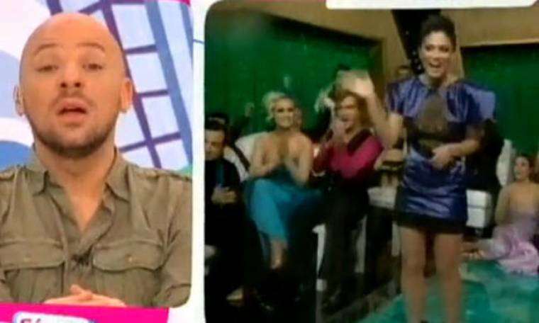 VIDEO: Νίκος Μουτσινάς: «Δεν μου αρέσει καθόλου η Συνατσάκη στα backstage μιμείται τη Δούκισσα»