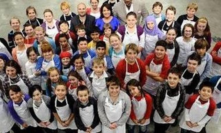 5.000 συμμετοχές σε 10 ημέρες για το Master chef junior