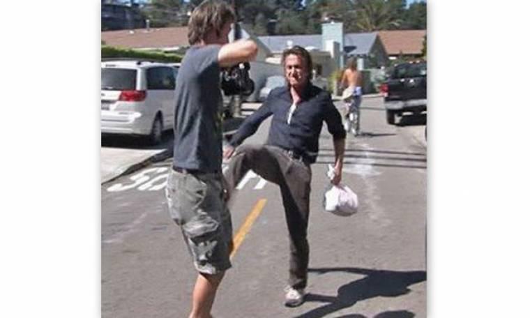Απέσυρε την αγωγή κατά του ο Sean Penn ο φωτογράφος