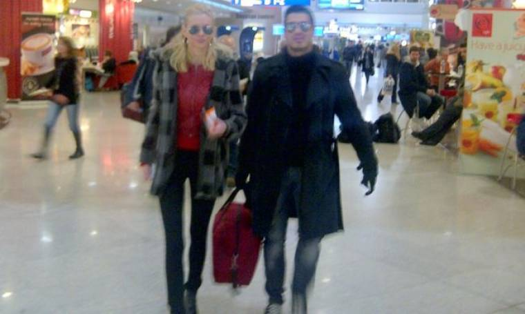 ΑΠΟΚΛΕΙΣΤΙΚΟ: Πιάσαμε στα πράσα την Ρία Αντωνίου με το νέο της σύντροφο