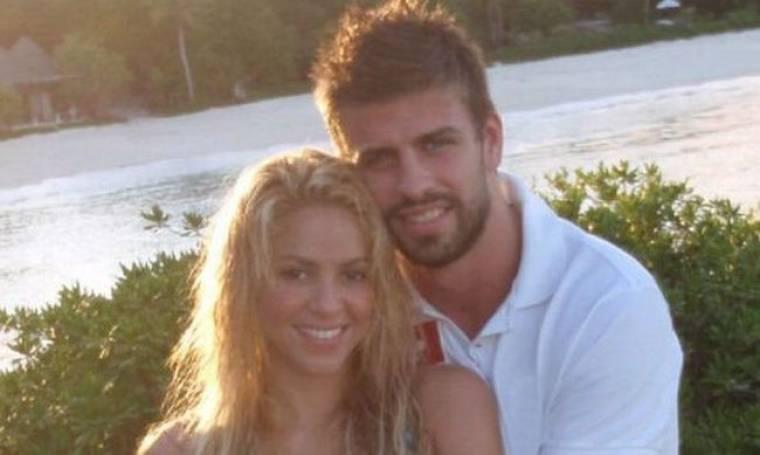 "Gerard Pique: Ο... ""ήλιος"" της Shakira"