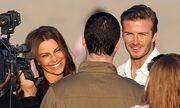Τι κοιτάει με τόσο ενδιαφέρον ο David Beckham;