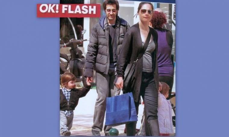 Φοίβος: Οικογενειακή βόλτα στην Κηφισιά