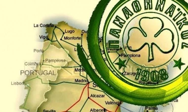 «Ζοτς» και ΟΑΚΑ έβαψαν… πράσινη την Ιβηρική χερσόνησο