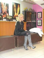 Νανά Καραγιάννη: Ο άντρας της τη χτύπησε σε tattoo