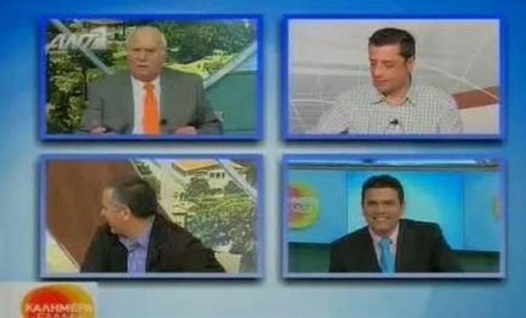 Video: Νέες σπόντες του Παπαδάκη για Ant1:«To κανάλι θέλει να είναι fresh οι εργαζόμενοι»