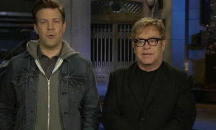 Ετοιμάζεται για το SNL ο Elton John