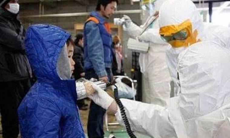 Στα ύψη η ραδιενέργεια στην περιοχή της Φουκουσίμα