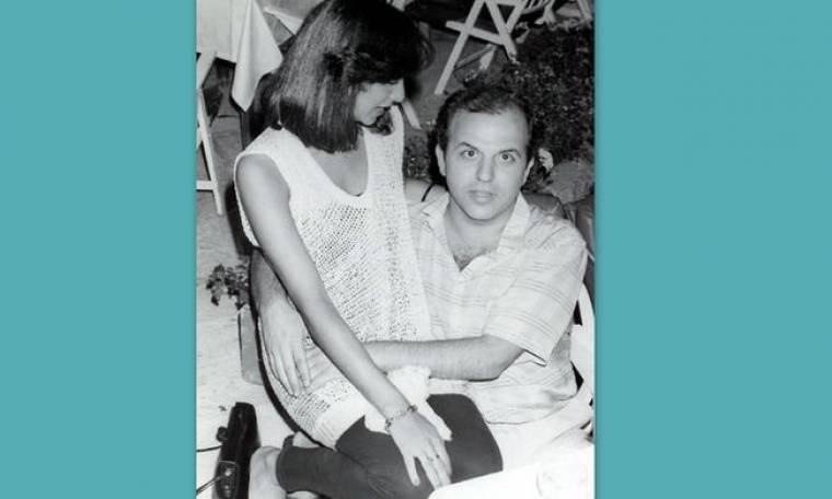 Ποια είναι η όμορφη κοπέλα που έχει αγκαλιά ο Νίκος Μουρατίδης;