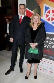 Στην Αθήνα η θρυλική Κατρίν Ντενέβ