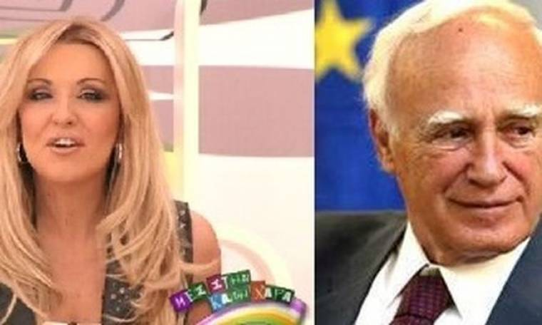 """Ναταλία Γερμανού: """"Λατρεύω τον Κάρολο Παπούλια"""""""