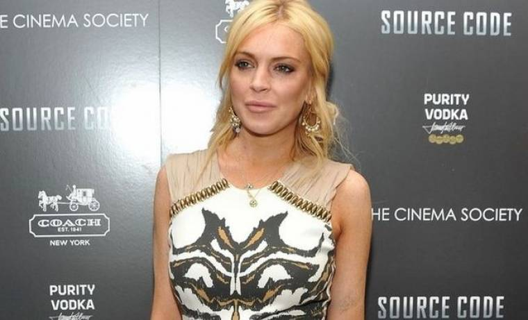 Lindsay Lohan: Απλά παραπάτησα